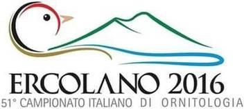 51° CAMPIONATO ITALIANO DI ORNITOLOGIA - ERCOLANO 2016