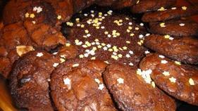 Cookies Géants extra chocolat