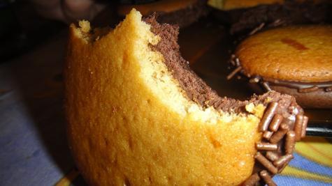 Les Whoopies Vanille Chocolat Recette Secrete =)
