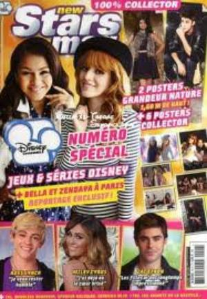 1 Août: Couverture du magazine new stars mag + interview exclusive sur Ross Lynch
