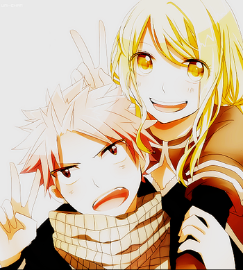 NOUVELLE FICTION > Nalu ♥