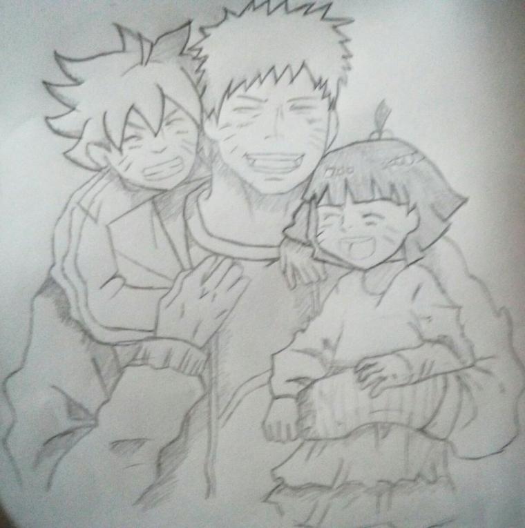 Familles Uzumaki