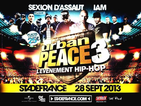 URBAN PEACE-SEXION D'ASSAUT