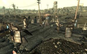 Emplacements des Camps de L'Enclave