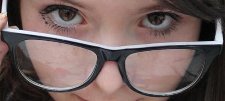 Look in my eyes !