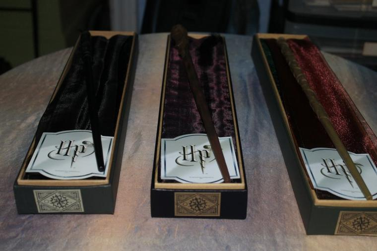 Baguettes Harry Potter Nc ollivanders