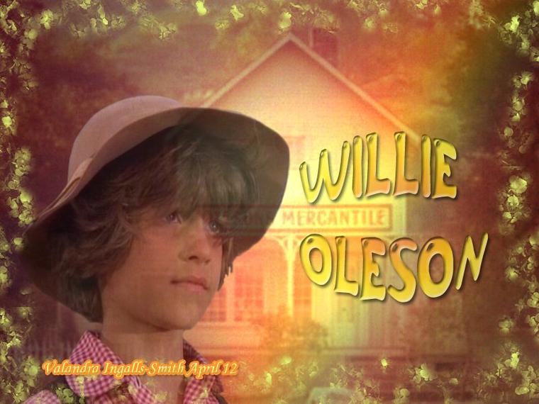 Willie Oleson, encore un membre de la famille Oleson…