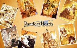 Sommaire du Blog Pandora Hearts