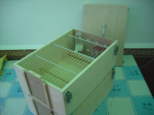 bricolaje para los aviarios