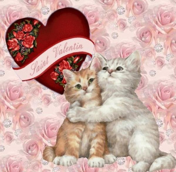 Bonne Saint Valentin à Tous les Amoureux de Skyrock et d'ailleurs