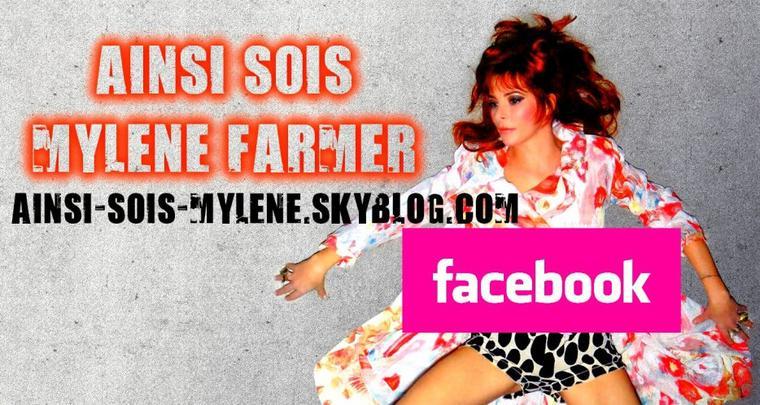 Ainsi Sois Mylène on Facebook