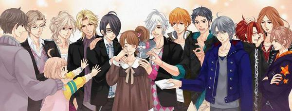 Brother conflict (Anime)
