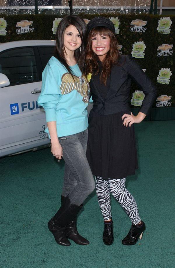 Selena Gomez et Demi Lovato ... toujours meilleures amies