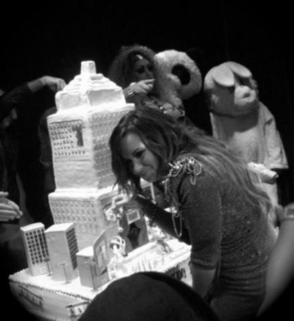 Demi Lovato photos d'anniversaire pt2