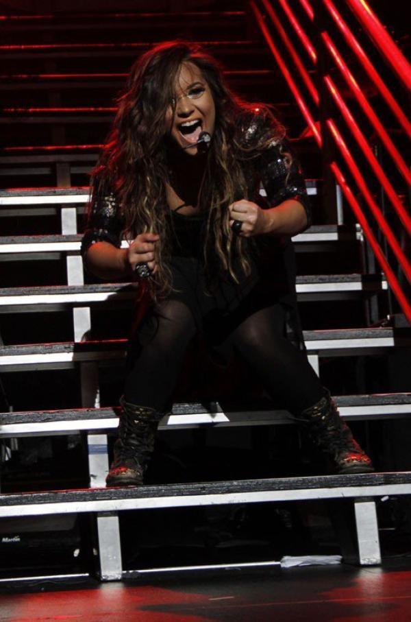 """Photos : Demi Lovato : """"Je ne sais pas si je serais encore en vie aujourd'hui """""""