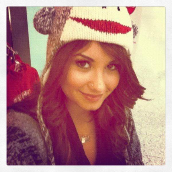 Demi Lovato : Au Canada, déguisée en singe ? (Photos)