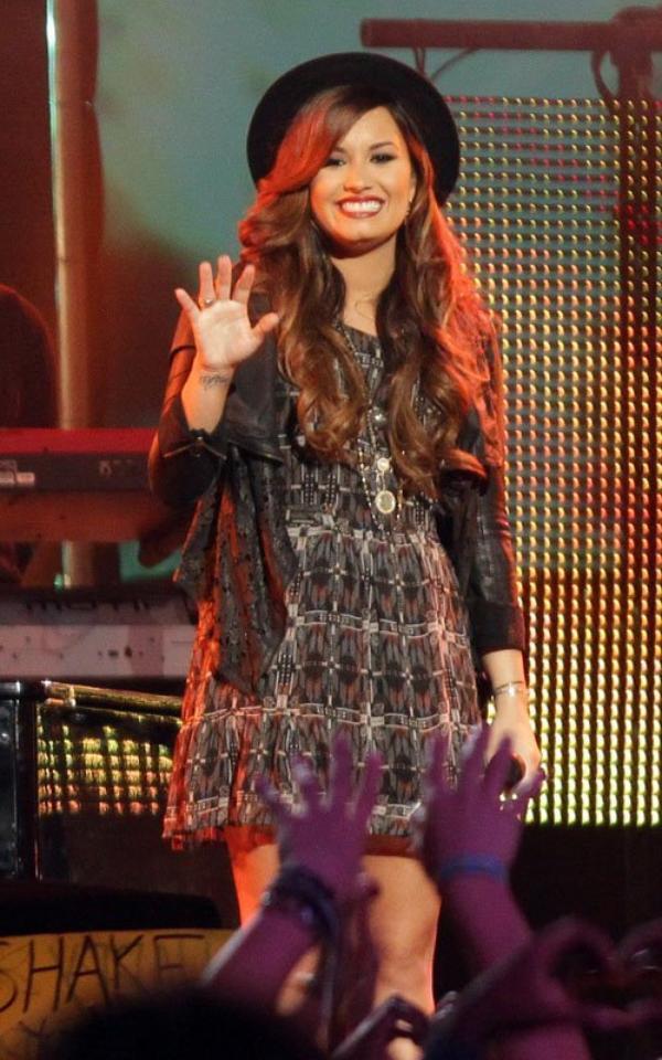 Demi Lovato : Elle se mobilise contre les violences à l'école
