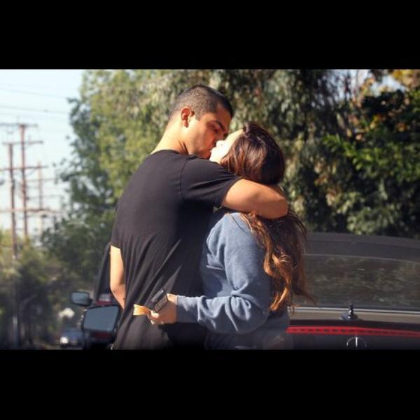 Demi Lovato et Wilmer Valderrama : ils s'embrassent (PHOTO)