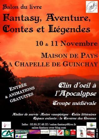 SORTIE OFFICIELLE LE 20 OCTOBRE 2012 AU FESTIVAL DE L'IMAGINAIRE DU PAYS D'AIX