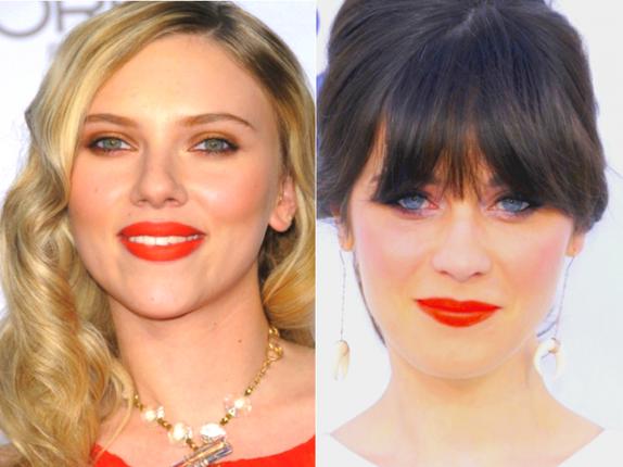 Beauté : où shopper le rouge à lèvres mandarine des stars ?