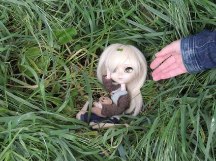 recueillement d'Ayumi