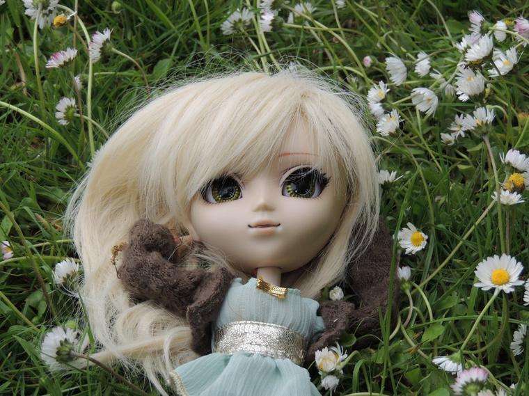 Ayumi on flowers (partie 1)