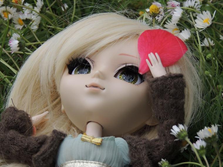 Ayumi on flowers (partie 2)