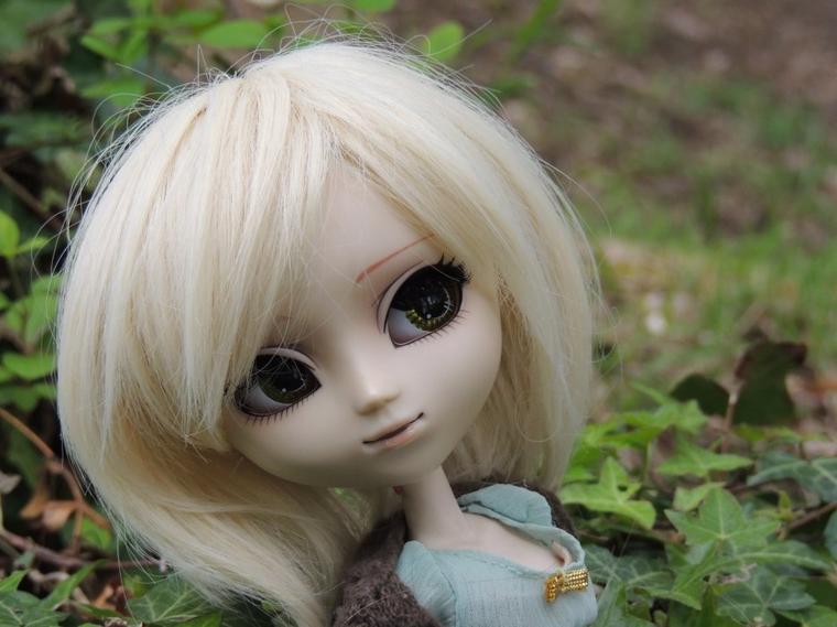 Ayumi et la souche