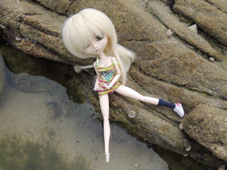 Vamos a la playa ~~partie 1 ~~