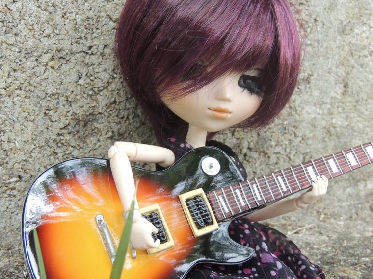 jun and the guitar partie 2