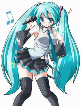 Vocaloid ? Qu'est ce que c'est ? ^o^