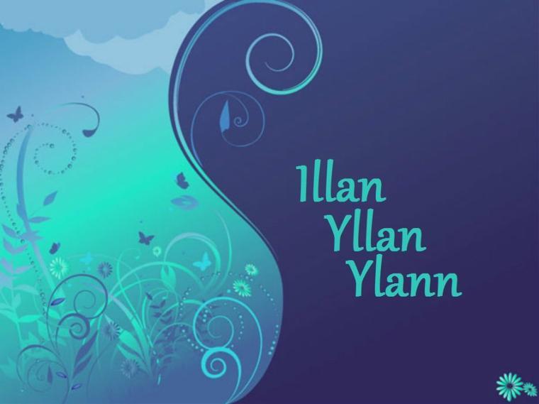 Ilan - Yllan - Ylann - ...