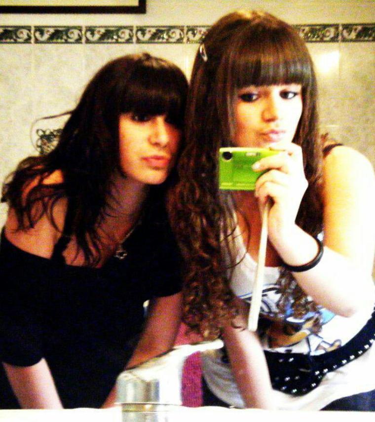 Ma meilleure amie.. :)