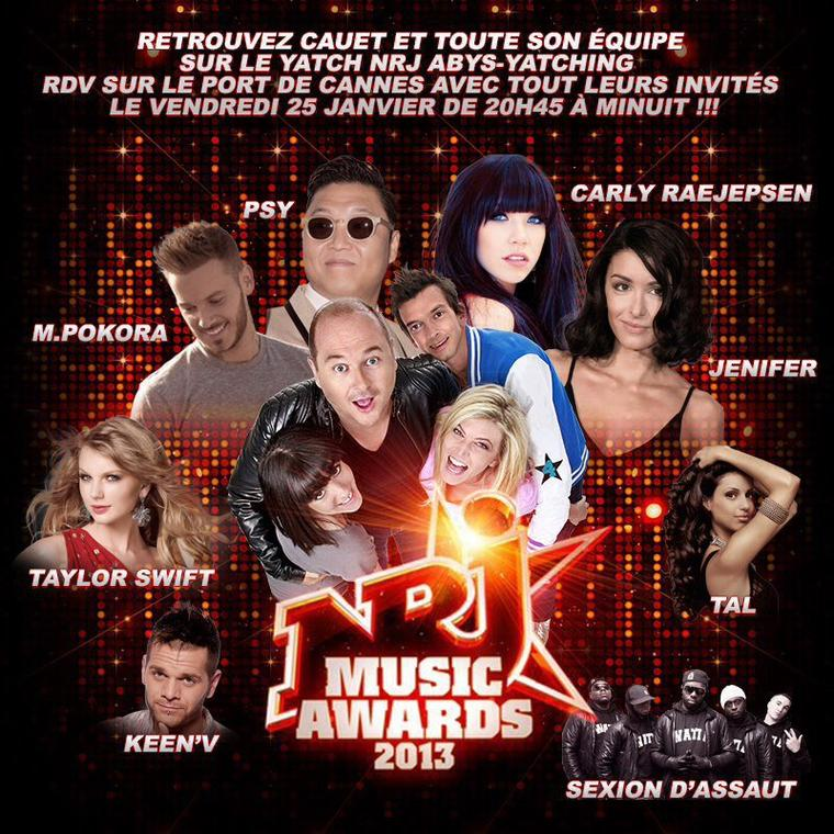 -NRJ Music Award.