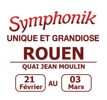 Arlette Gruss > Rouen