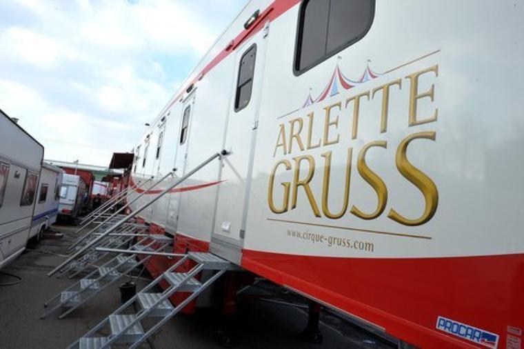 Arlette Gruss > Quel rangement