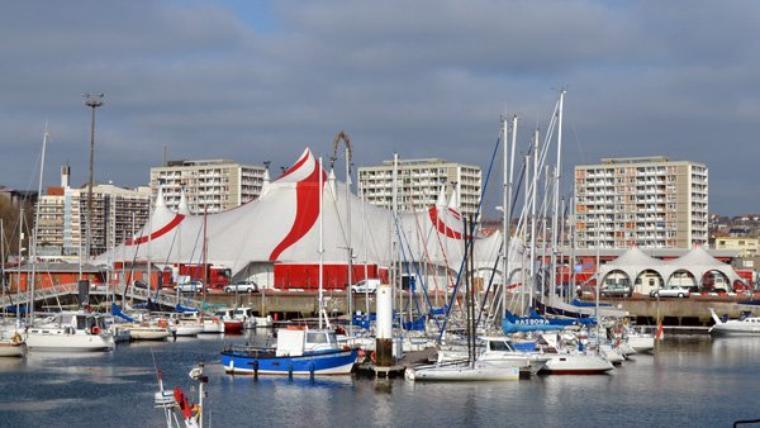 Arlette Gruss > Le montage à Boulogne (suite)