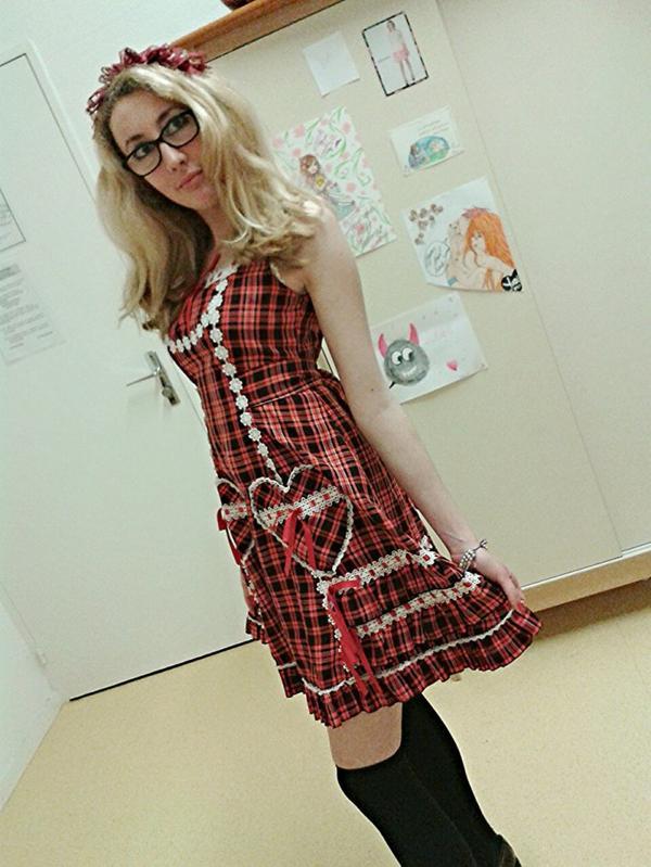 En mode lolita