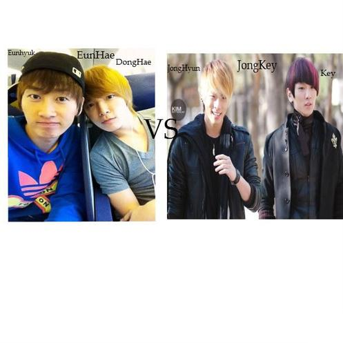 Premier VS COUPLE : EunHae VS JongKey