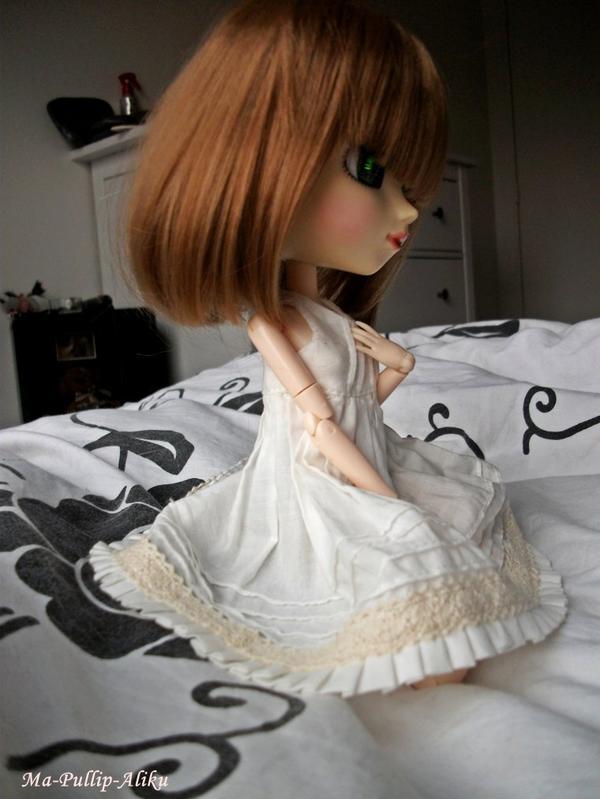 White doll ♥