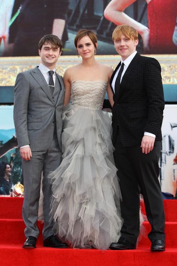 Première Harry Potter 7 à Londres