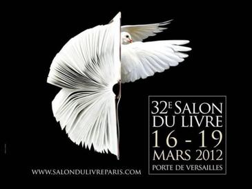 Dédicace Salon du livre Paris