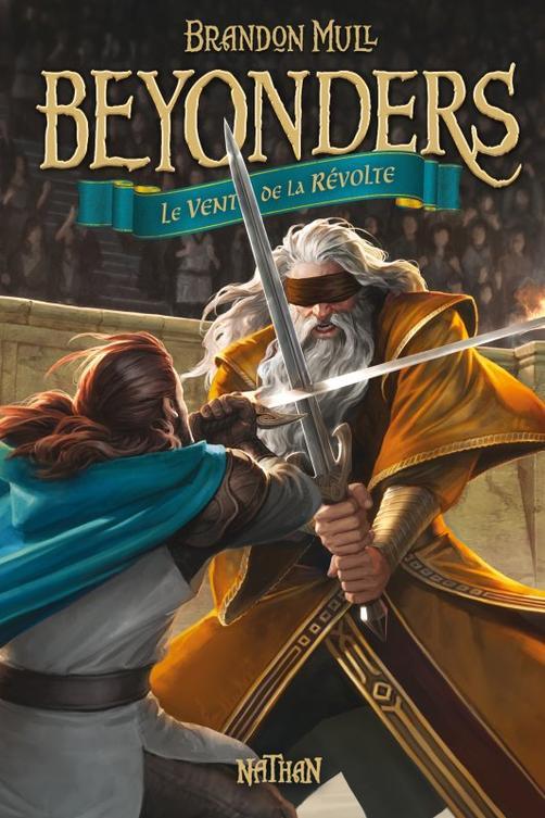 Beyonders, Le vent de la révolte, bientôt en librairie !