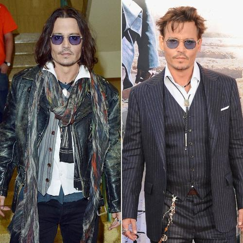 johnny et son look