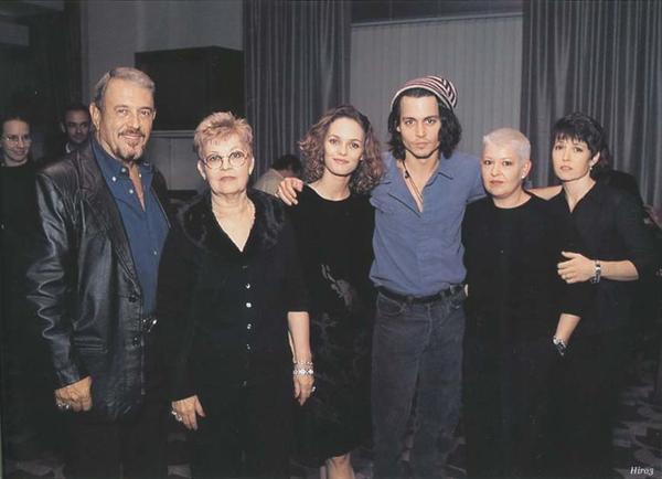 johnny et sa famille
