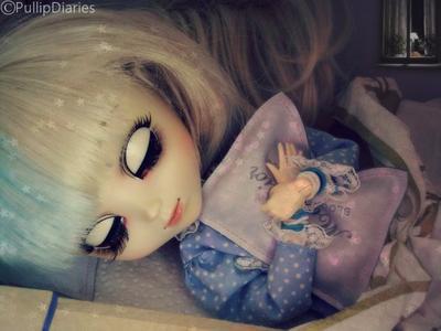 Ma participation au concours de  Paradise-Dolls