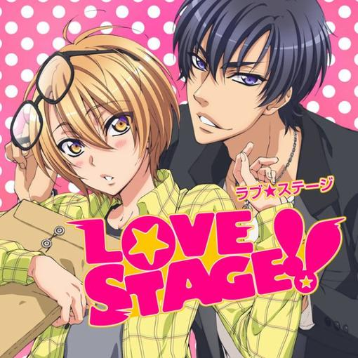 Love stage !!