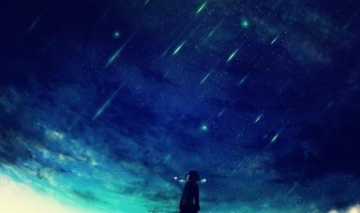 Regarde le ciel...