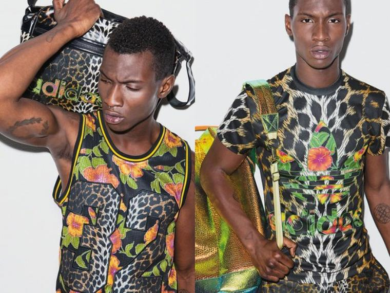 Adidas Originals by Jeremy Scott printemps été 2014