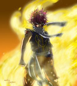 Natsu Dragir : Le Chasseur de dragon de Feu